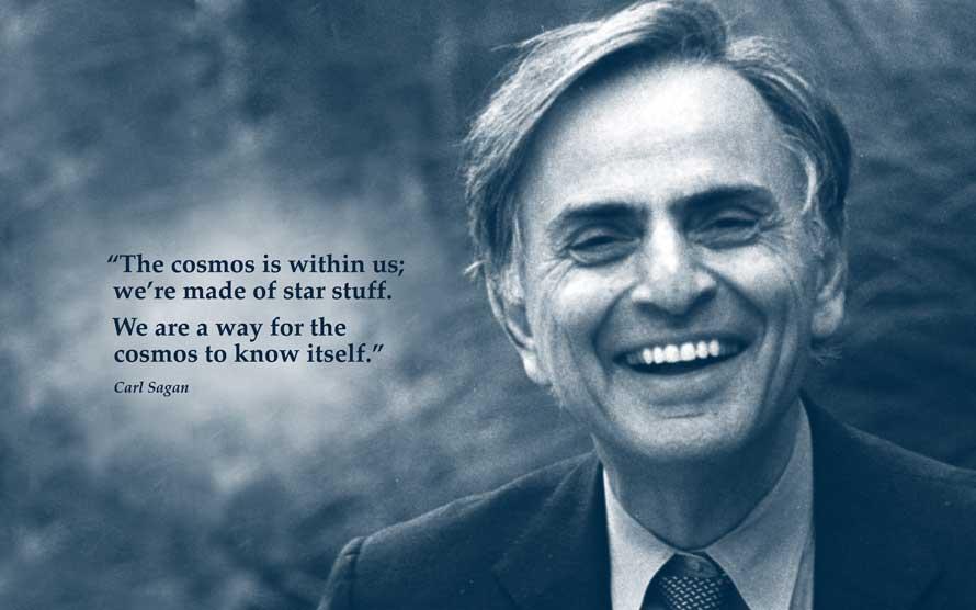 Carl Sagan - Stardust